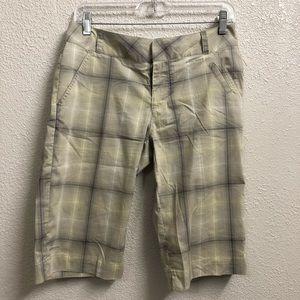 Columbia Shorts titanium omni dry checkered I1